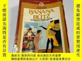 二手書博民逛書店BANANA罕見BLITZ(英文, 不好)Y200392 A B