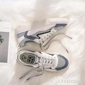夏季網面板鞋女鞋子2019新款春款運動鞋韓版學生百搭休閒跑步潮鞋-ifashion