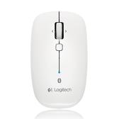 Logitech 羅技 M557 白色 Bluetooth 藍牙滑鼠