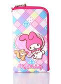 出清價 Hello Kitty SMS-312 美樂蒂手機袋KT-朋友