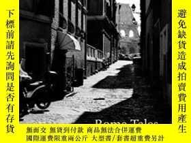 二手書博民逛書店Rome罕見Tales (city Tales)Y255174