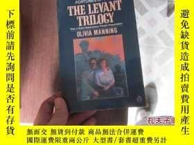 二手書博民逛書店外文罕見the levant trliogyY20865