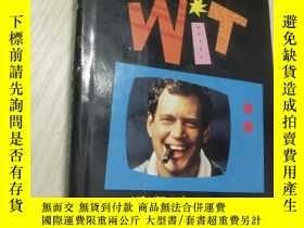 二手書博民逛書店英文原版罕見THE LETTERMAN WIT His Life and Humor 作家以他的生活和幽默為生