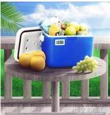 冰桶 戶外保溫箱冷藏箱 便攜式PU醫藥母乳冷凍保鮮箱5L冰桶 米蘭潮鞋館 YYJ