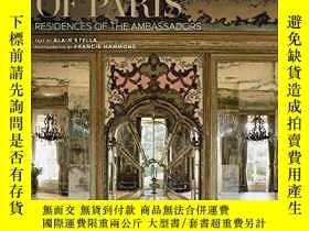 二手書博民逛書店Historic罕見Houses of Paris - Resi