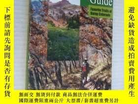 二手書博民逛書店Ouray罕見Hiking Guide:Favourite tr