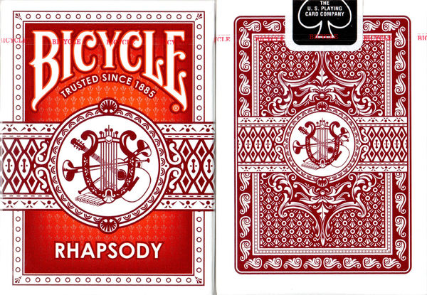 Bicycle Rhapsody RED