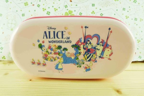 【震撼精品百貨】公主 系列Princess~便當盒-粉愛麗絲