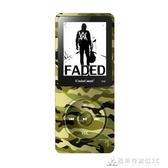 UnisCom藍芽mp3播放機有屏插卡迷你mp4運動跑步隨身聽學生錄音筆 交換禮物