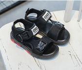 2018夏季新款韓版男童涼鞋童寶寶鞋露趾沙灘鞋 JA1217 『美鞋公社』