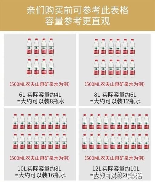 商用大容量不銹鋼保溫保冷奶茶桶茶水飲料咖啡果汁8L10L12L奶茶店 樂活生活館