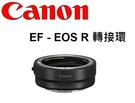 名揚數位 CANON EF-EOS R 轉接環 無控制環 佳能公司貨 全新盒裝 (一次付清)