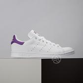 Adidas Originals Stan Smith 女款 白紫 經典復古 休閒鞋 EE5864
