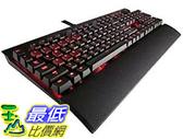 105 美國直購Corsair Gaming K70 Mechanical Gaming Keyboard ,Backlit Red LED CH 900011