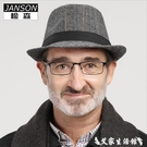 紳士帽帽子男禮帽男士秋冬季爸爸英倫中老年...