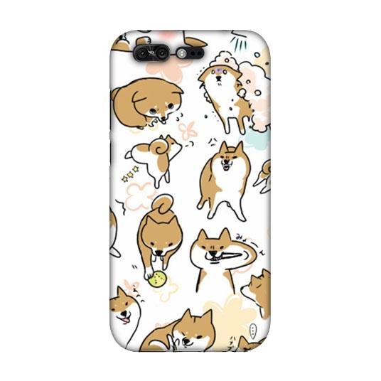 [ZS551KL 軟殼] 華碩 ASUS ZenFone 4 Pro Z01GD 手機殼 外殼 保護套 日本柴犬
