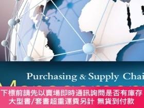 二手書博民逛書店Purchasing罕見&Supply Chain ManagementY104131 Monczka,Han