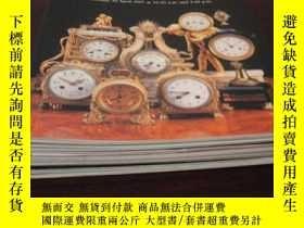 二手書博民逛書店罕見《佳士得英國1996-1998年鐘錶手錶懷錶精品拍賣圖錄》1