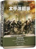 【HBO影集7折特賣】太平洋戰爭 鐵盒版 DVD 6片裝 免運 (購潮8)