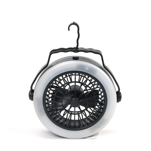 三合一帳篷風扇燈【NT043】可充電露營風扇燈露營燈吊扇燈帳篷燈手提燈多功能