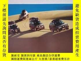 二手書博民逛書店2000年LAND罕見ROVER 路虎 DEFENDER Discovery 汽車 RANGE ROVER 樣本