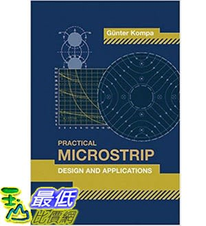 [8美國直購] Practical Microstrip Design and Applications (Artech House Microwave Library)
