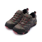 MERRELL MOAB 2 GORE-TEX 防水戶外鞋 橄綠/粉橘 ML41106 女鞋