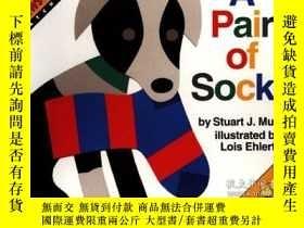 二手書博民逛書店A罕見Pair Of Socks (mathstart Series, Matching, Level 1)Y