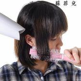 氣囊梳便攜家用按摩氣墊梳