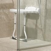 MedGear 壁式輔助附腳洗澡椅