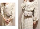 ■專櫃57折 ■Chloe C Mini 迷你小牛皮腰包/胸前背包 白色