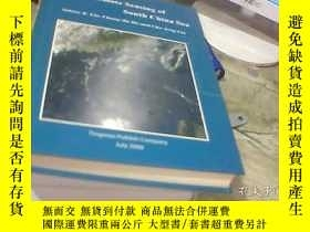 二手書博民逛書店satellite罕見remote sensing of sou