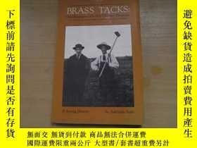 二手書博民逛書店brass罕見tacks:oral biography of a