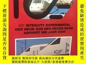 二手書博民逛書店ICE罕見Intercity Experimental:Der