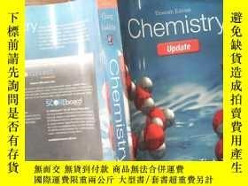 二手書博民逛書店Eleventh罕見Edition Chemistry Upda