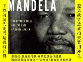 二手書博民逛書店Saving罕見Nelson Mandela: The Rivo