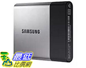 [106 美國直購] Samsung 原廠 MU-PT500B/AM 外接攜帶型 T3 Portable SSD - 500GB - USB 3.1 External SSD