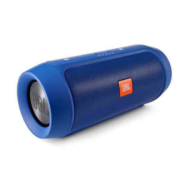 【台中平價鋪】全新JBL Charge 2+ Charge2 + 藍色 藍芽喇叭 藍芽 喇叭