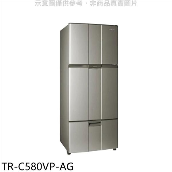 TATUNG大同【TR-C580VP-AG】530L三門變頻冰箱