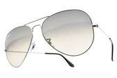 RayBan 太陽眼鏡 RB3025 00332 -58mm (銀) 經典百搭飛官款 # 金橘眼鏡