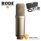 【缺貨】RODE NTK 真空管 電容式麥克風 錄音室 / 收音 / 現場錄音 台灣公司貨保固 RDNTK