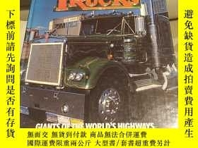 二手書博民逛書店Super罕見Trucks cY144640 內詳 內詳
