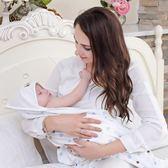 嬰兒包被春秋純棉新生兒抱被夏季薄款產房夏天初生襁褓裹巾小包布 米娜小鋪