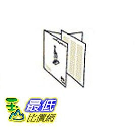 [104美國直購] 戴森 Dyson Part DC14 UprigtDyson Instruction Pack Assy #DY-908662-03