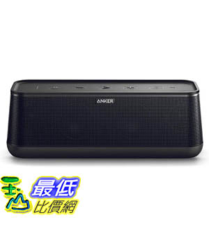 [9美國直購] Anker 揚聲器 AK-A3142013 SoundCore Pro+ 25W Bluetooth Speaker with Enhanced Bass and High Definition Sound