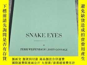 二手書博民逛書店Snake罕見EyesY19139 TERRI WEIFENBA