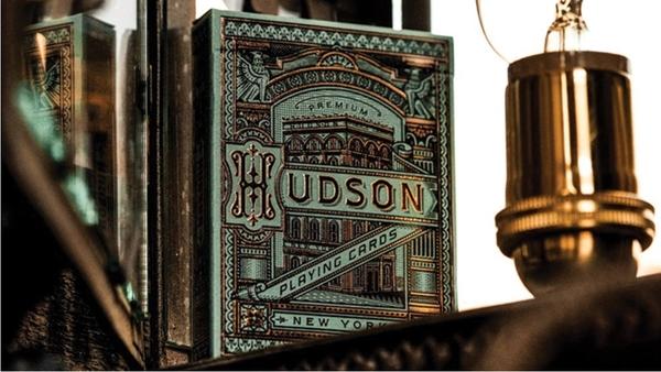 【USPCC撲克】Hudson playing cards S103049387