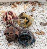 家男女兒童四色菱形毛線圍巾冬季新款韓版寶寶百搭圍脖中小童