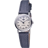 Rosemont玫瑰錶 NS系列小時鐘復古腕錶 TNS008-SWA-GBK