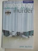 【書寶二手書T1/原文小說_IJ3】Emergency Murder Level 5 Upper Intermediate Book…